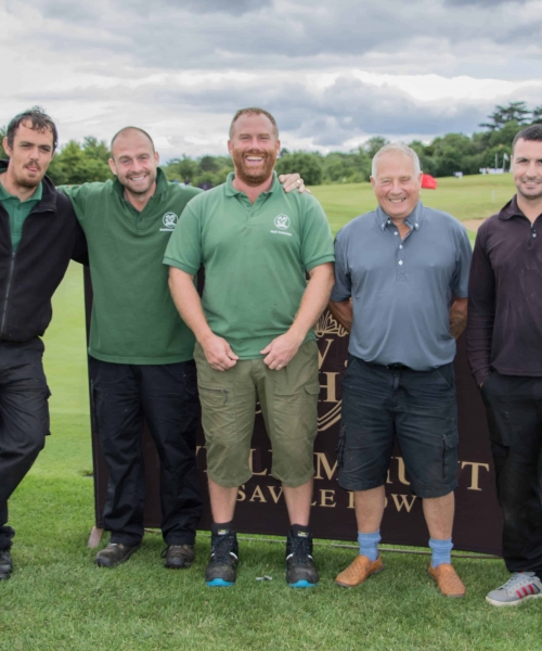 TRILBY TOUR - GREEN KEEPERS